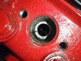 Diesel Einspritzdüse undicht
