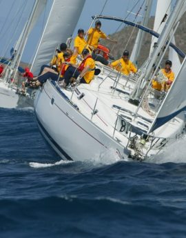 Antigua Sailing Week 2003