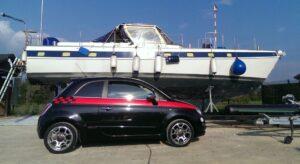 SAGARENA mit Fiat 500