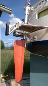 Windpilot Seitenansicht