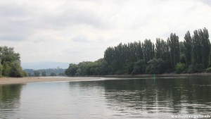 Engstellen auf der Donau