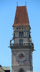 Passau Kirchturm