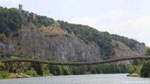 Main-Donau-Kanal Fussgängerbrücke