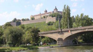 Würzburg links und rechts schön