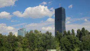 Wien Uno Skyline