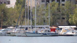 SAGARENA in Port Tomis