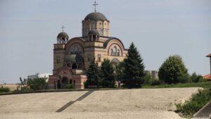 Orthodoxe Kirche von Apatin
