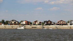 Serbien Ufer