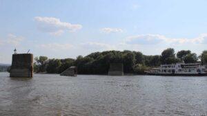 Serbien Donau