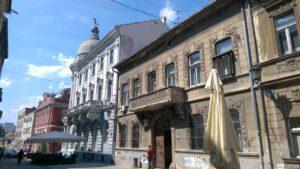 Novi Sad Einkaufsstrasse