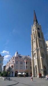 Novi Sad Georgskirche