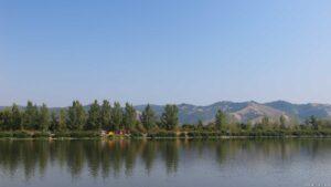 Silbersee Donau