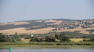 Rümänische Uferseite Donau