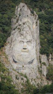 König Decebal Monument