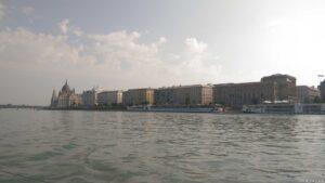 Budapest Durchfahrt