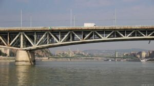 Brücke Budapest