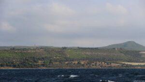 Durchfahrt Dardanellen (Canakkale)