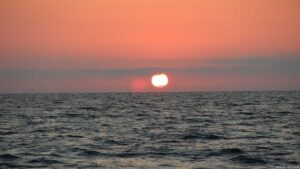 Schwarzes Meer - Sonnenaufgang