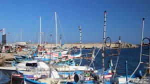 Tzarevo Fischerhafen