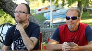 Maciej + Hubert