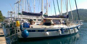 SAGARENA bei Global Sailing