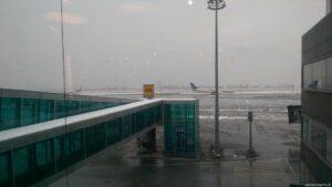 Istanbul mit 20cm Schnee