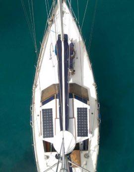 Video Mast von der Bucht Cleopatra