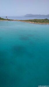Bucht Cleopatra