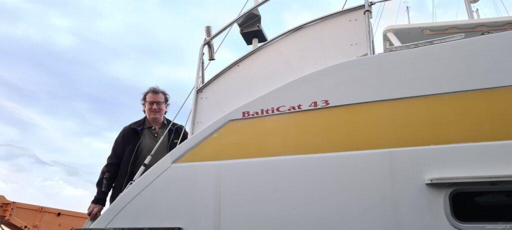 Mares BaltiCat 43